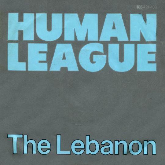 Coverafbeelding The Lebanon - Human League