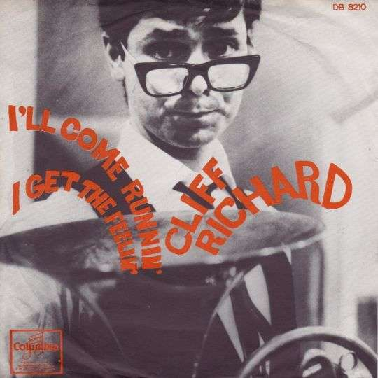 Coverafbeelding I'll Come Runnin' - Cliff Richard