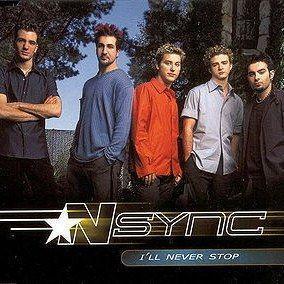 Coverafbeelding I'll Never Stop - *nsync