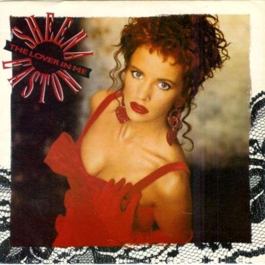 Coverafbeelding The Lover In Me - Sheena Easton