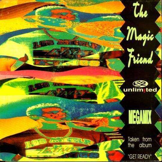 Coverafbeelding The Magic Friend - 2 Unlimited