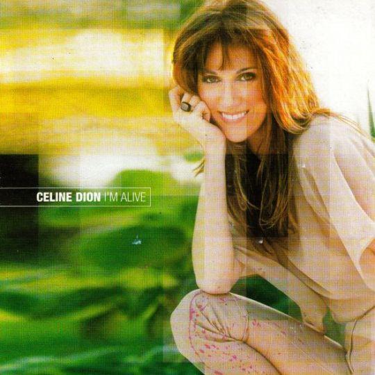 Coverafbeelding I'm Alive - Celine Dion