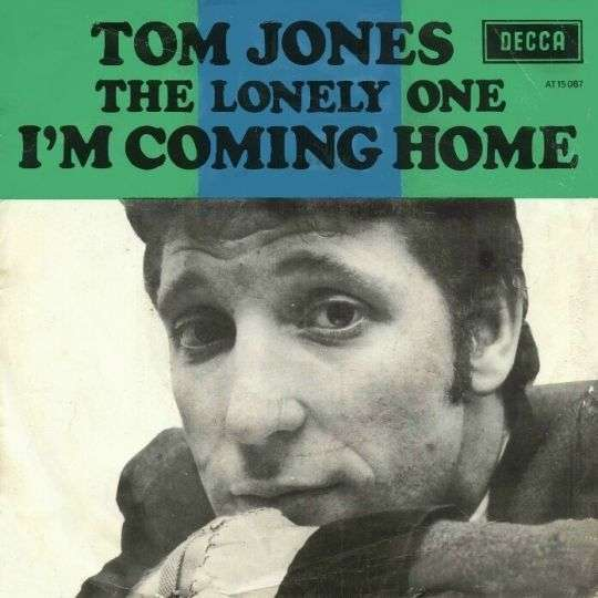 Coverafbeelding I'm Coming Home - Tom Jones