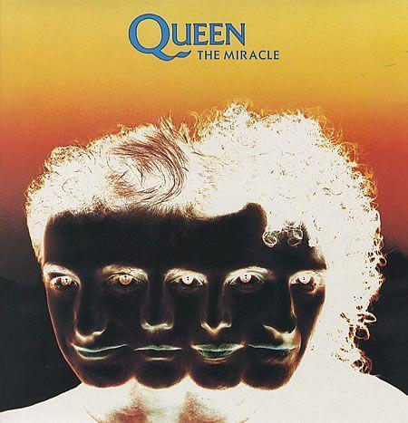Coverafbeelding Queen - The Miracle