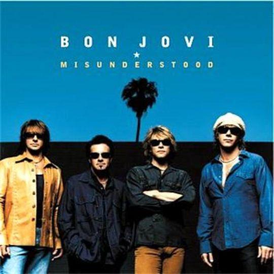 Coverafbeelding Misunderstood - Bon Jovi