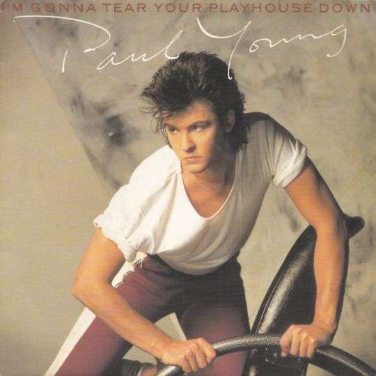 Coverafbeelding I'm Gonna Tear Your Playhouse Down - Paul Young