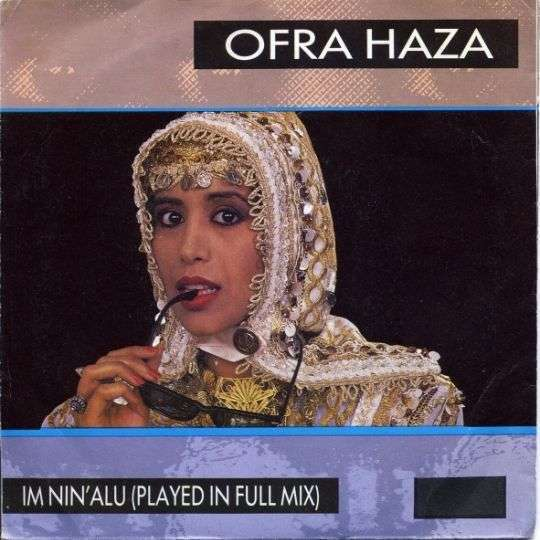 Coverafbeelding Ofra Haza - Im Nin' Alu (Played In Full Mix)