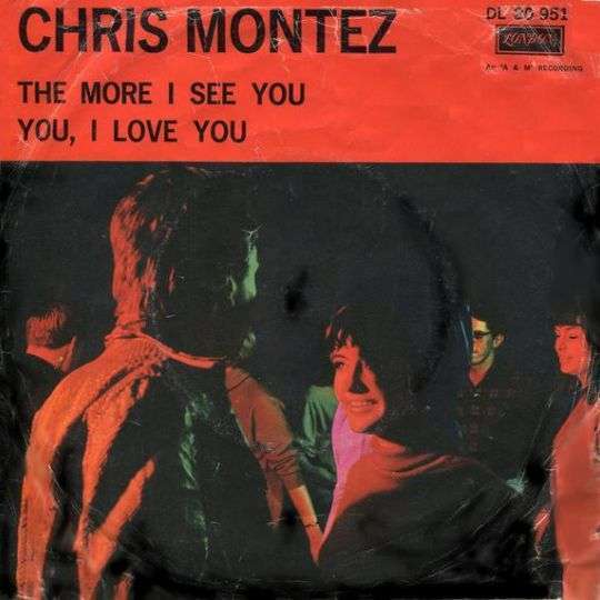 Coverafbeelding The More I See You - Chris Montez