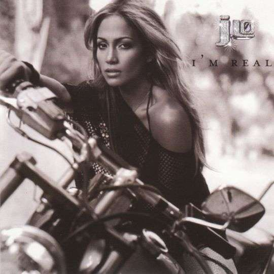 Coverafbeelding I'm Real - J.lo
