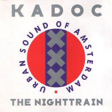 Coverafbeelding Kadoc - The Nighttrain