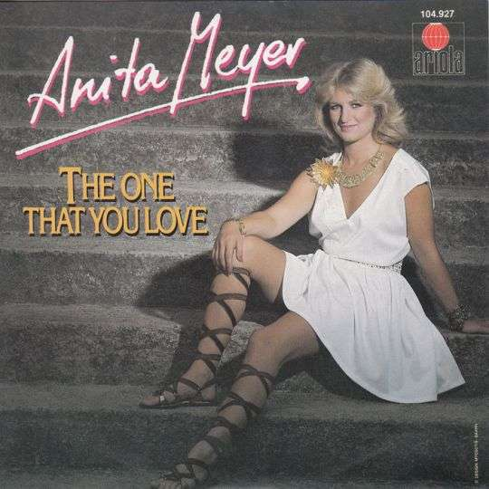Coverafbeelding The One That You Love - Anita Meyer