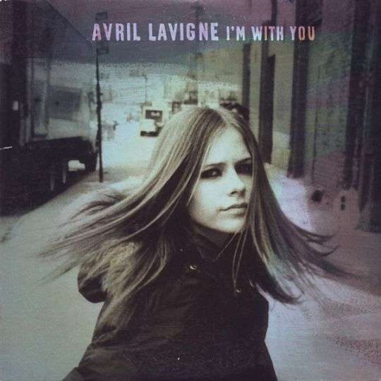 Coverafbeelding I'm With You - Avril Lavigne