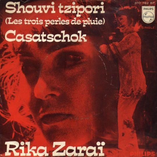 Coverafbeelding Casatschok - Rika Zaraï