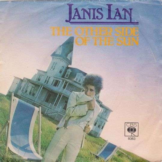 Coverafbeelding The Other Side Of The Sun - Janis Ian