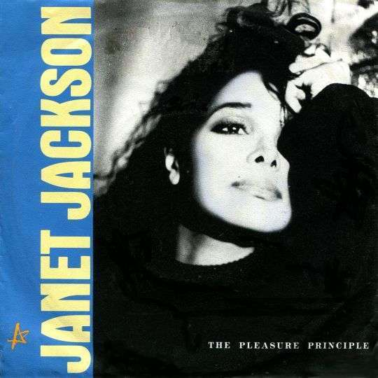Coverafbeelding The Pleasure Principle - Janet Jackson