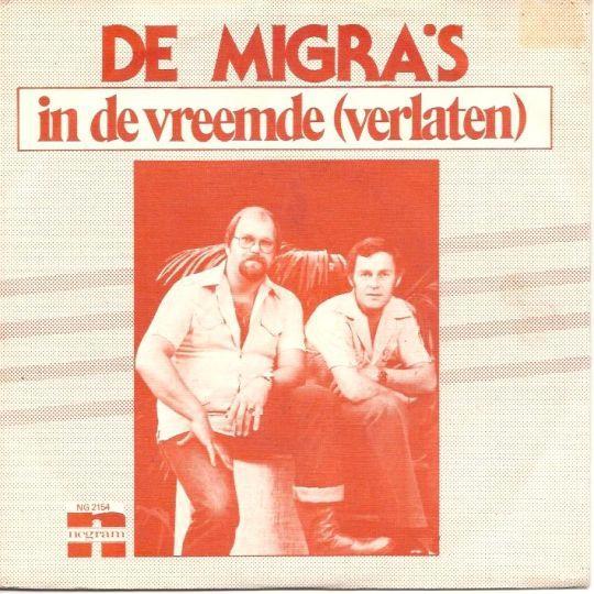 Coverafbeelding In De Vreemde (Verlaten) - De Migra's
