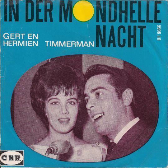 Coverafbeelding In Der Mondhelle Nacht - Gert En Hermien Timmerman