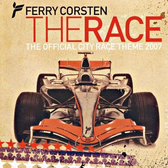 Coverafbeelding The Race - Ferry Corsten