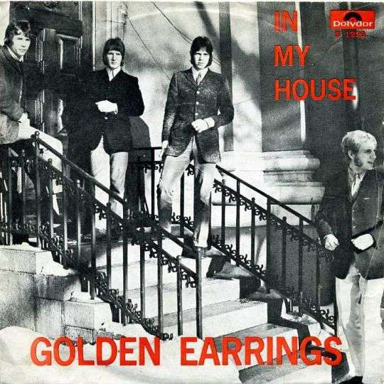 Coverafbeelding In My House - Golden Earrings