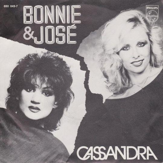 Coverafbeelding Cassandra - Bonnie & José
