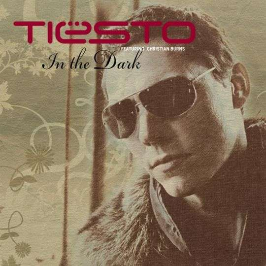 Coverafbeelding In The Dark - Tiësto Featuring Christian Burns