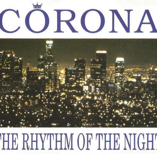Coverafbeelding Corona - The Rhythm Of The Night