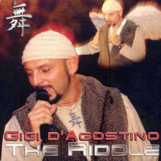 Coverafbeelding The Riddle - Gigi D'agostino