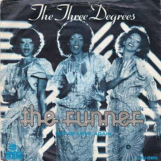 Coverafbeelding The Runner - The Three Degrees