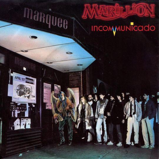 Coverafbeelding Incommunicado - Marillion