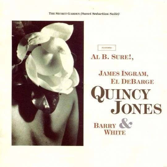 Coverafbeelding Quincy Jones featuring Al B. Sure!, James Ingram, El DeBarge & Barry White - The Sec