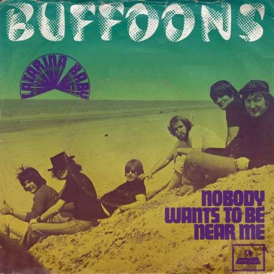 Coverafbeelding Catarina Baby - Buffoons
