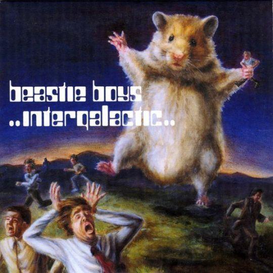 Coverafbeelding Intergalactic - Beastie Boys