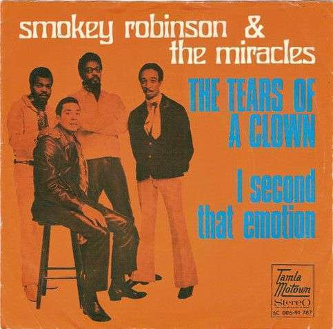 Coverafbeelding The Tears Of A Clown - Smokey Robinson & The Miracles