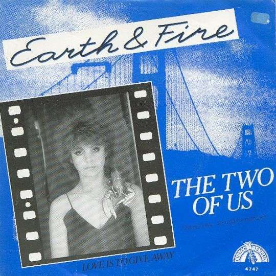 Coverafbeelding The Two Of Us - Earth & Fire