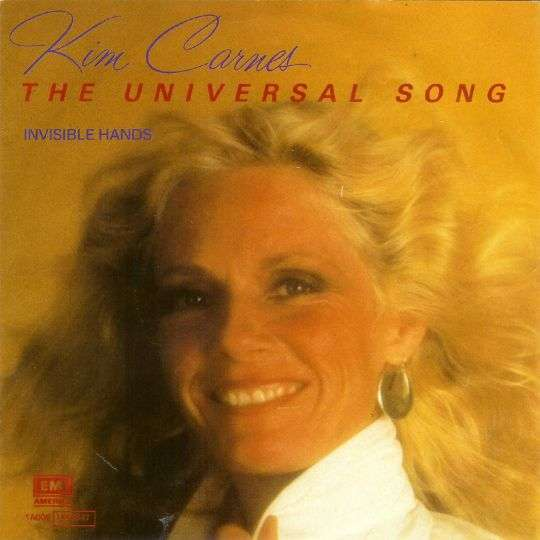Coverafbeelding Kim Carnes - The Universal Song