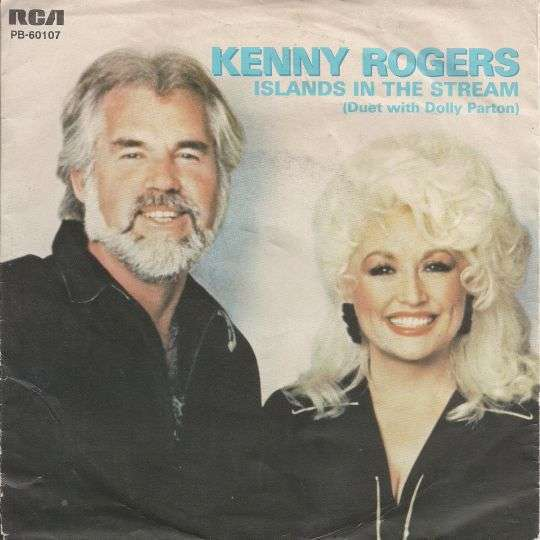 Coverafbeelding Kenny Rogers (duet with Dolly Parton) - Islands In The Stream