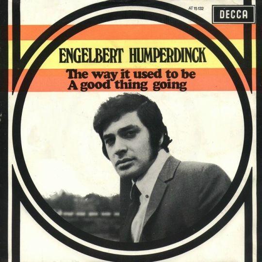 Coverafbeelding The Way It Used To Be - Engelbert Humperdinck