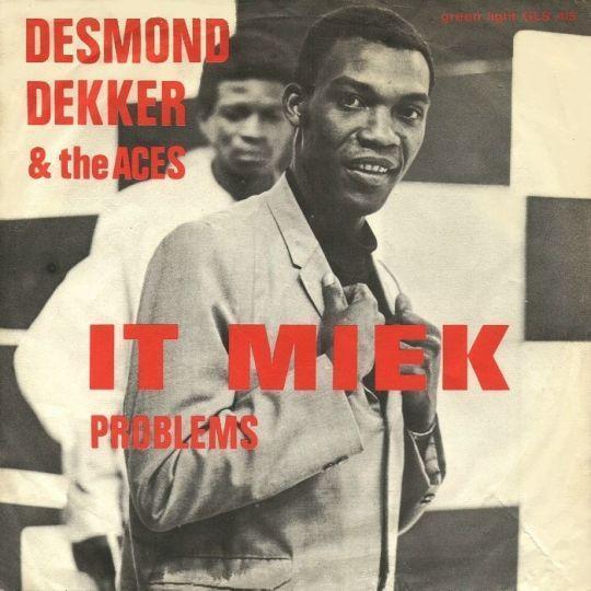 Coverafbeelding It Miek - Desmond Dekker & The Aces