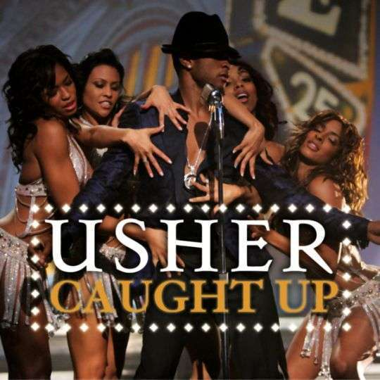 Coverafbeelding Caught Up - Usher