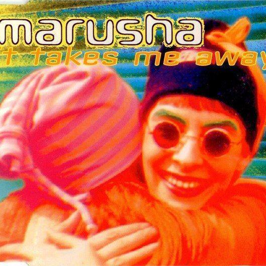 Coverafbeelding It Takes Me Away - Marusha