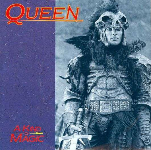 Coverafbeelding A Kind Of Magic - Queen