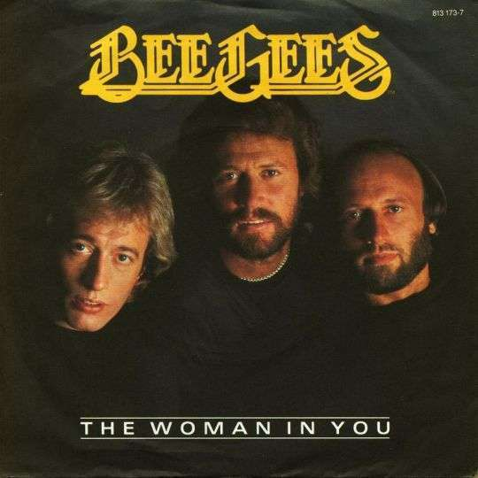 Coverafbeelding The Woman In You - Bee Gees