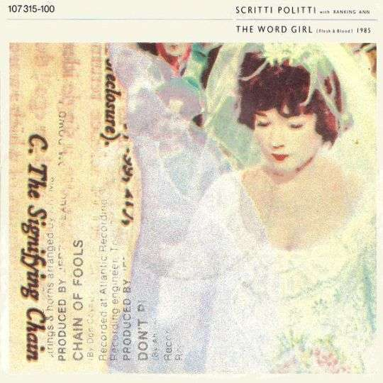 Coverafbeelding The Word Girl (Flesh & Blood) - Scritti Politti With Ranking Ann