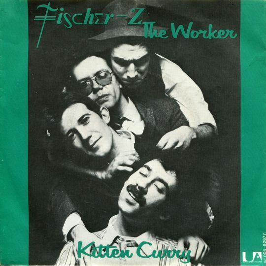 Coverafbeelding The Worker - Fischer-Z