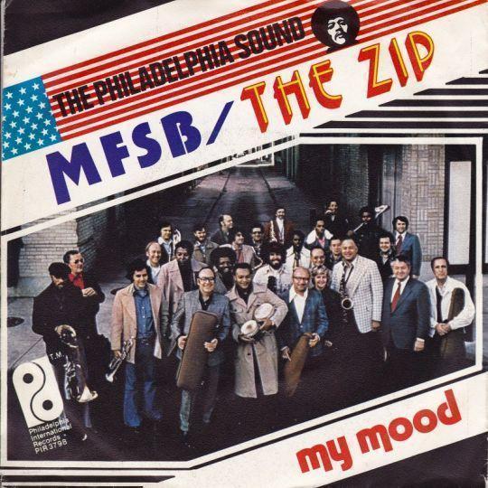 Coverafbeelding The Zip - Mfsb