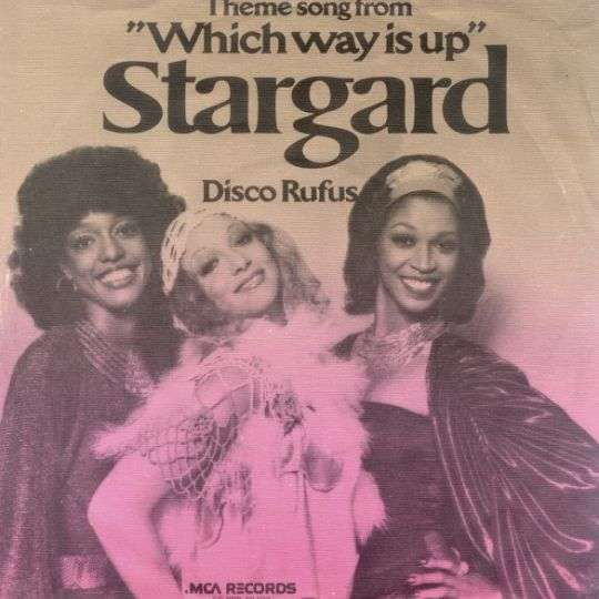 "Coverafbeelding Stargard - Theme Song From ""Which Way Is Up"""