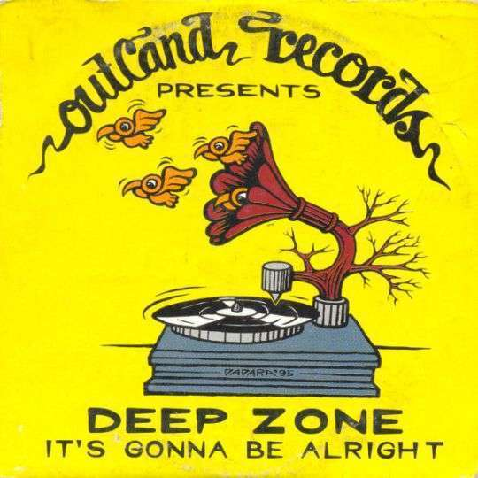 Coverafbeelding Deep Zone - It's Gonna Be Alright