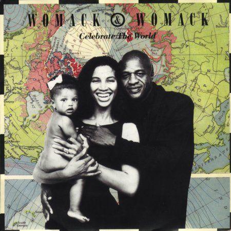 Coverafbeelding Womack & Womack - Celebrate The World