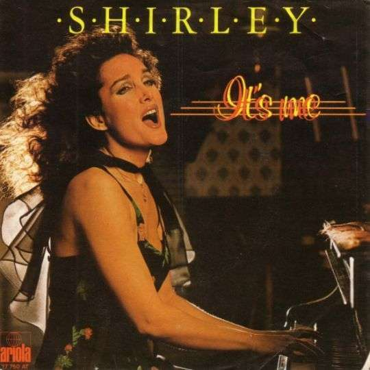 Coverafbeelding It's Me - Shirley