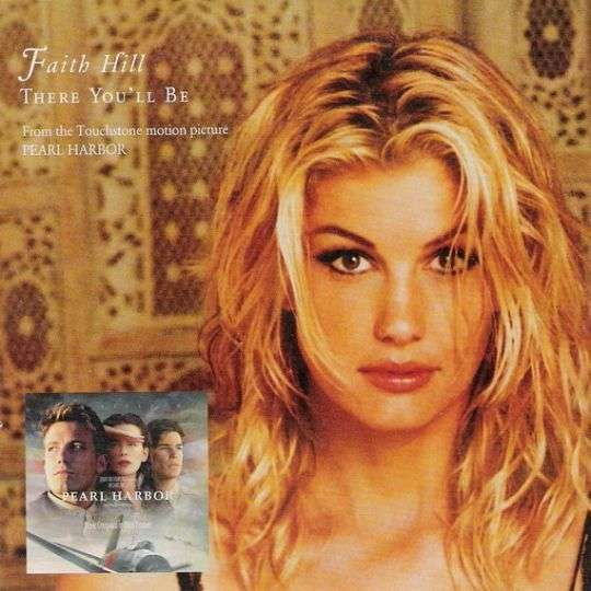 Coverafbeelding Faith Hill - There You'll Be